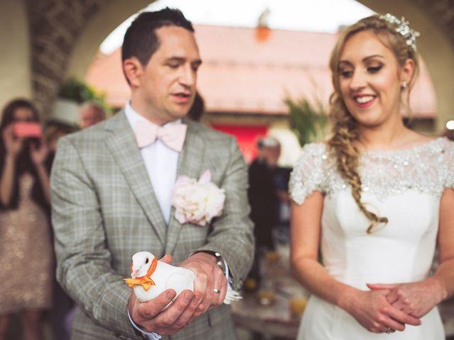 Il matrimonio di Primoz e Sara a Omegna, Verbania 40
