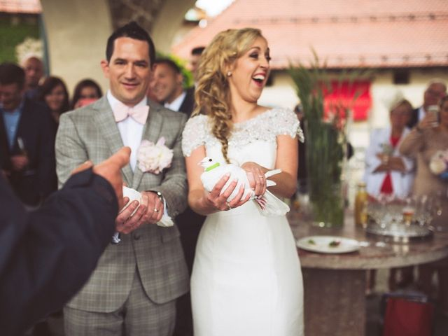 Il matrimonio di Primoz e Sara a Omegna, Verbania 41