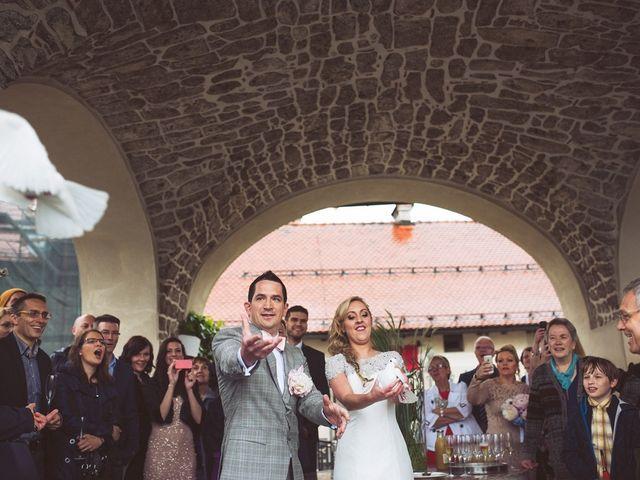 Il matrimonio di Primoz e Sara a Omegna, Verbania 42