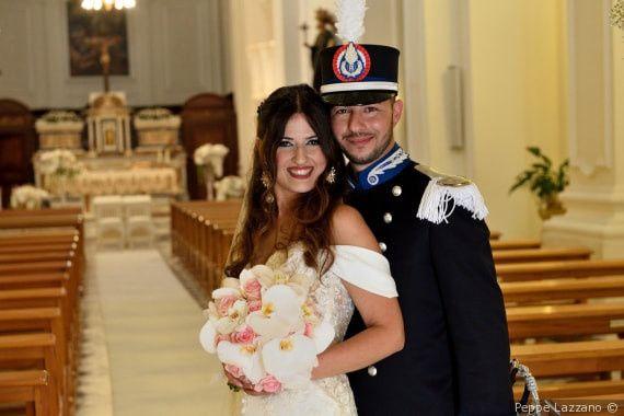 Il matrimonio di Giuseppe e Debora a Naro, Agrigento 8