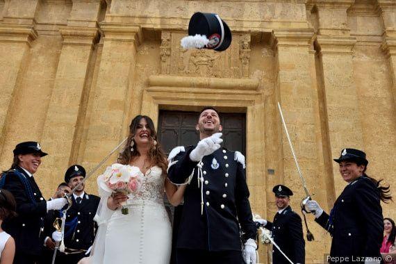Il matrimonio di Giuseppe e Debora a Naro, Agrigento 9
