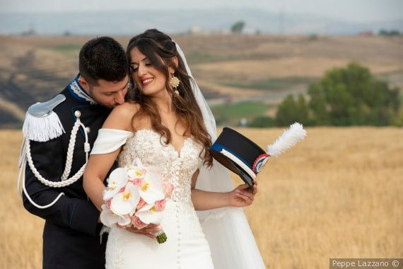 Il matrimonio di Giuseppe e Debora a Naro, Agrigento 1