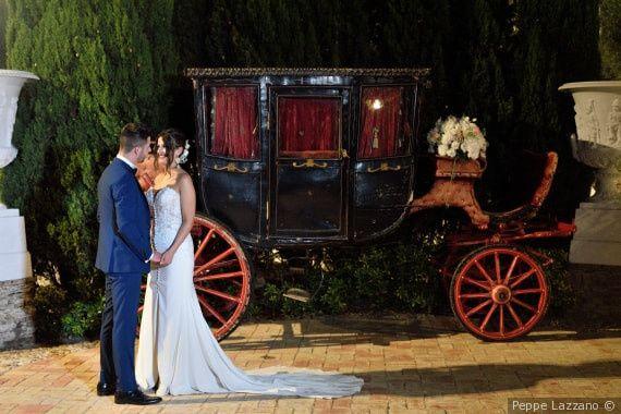 Il matrimonio di Giuseppe e Debora a Naro, Agrigento 14
