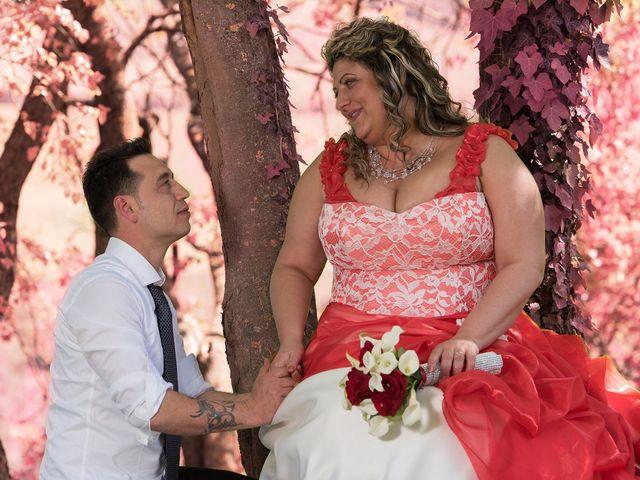 Le nozze di Elisa e Ivan
