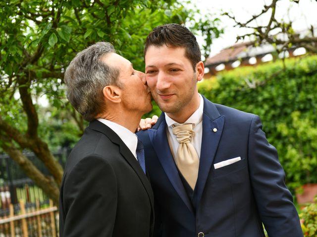 Il matrimonio di Andrea e Fabiana a Montichiari, Brescia 11
