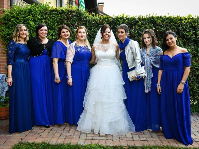 Il matrimonio di Andrea e Fabiana a Montichiari, Brescia 18