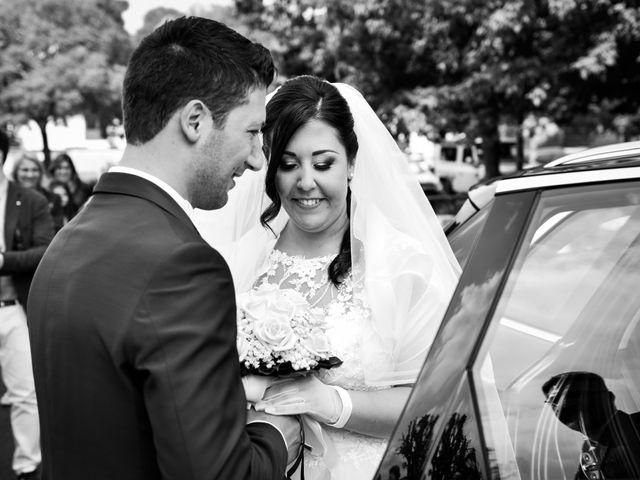 Il matrimonio di Andrea e Fabiana a Montichiari, Brescia 22