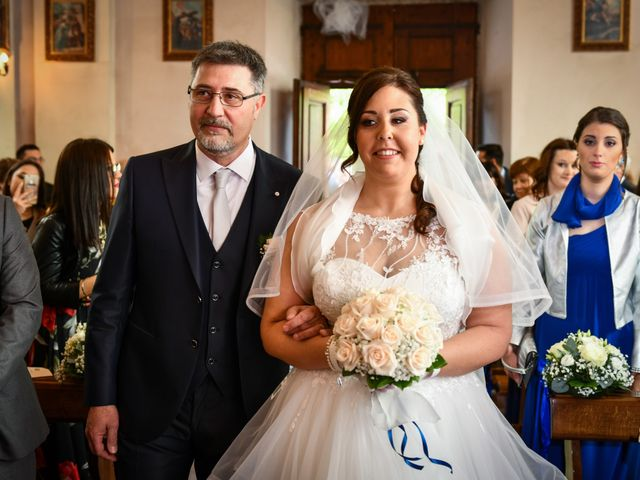 Il matrimonio di Andrea e Fabiana a Montichiari, Brescia 25