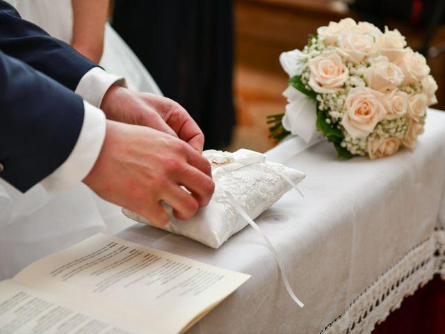 Il matrimonio di Andrea e Fabiana a Montichiari, Brescia 28