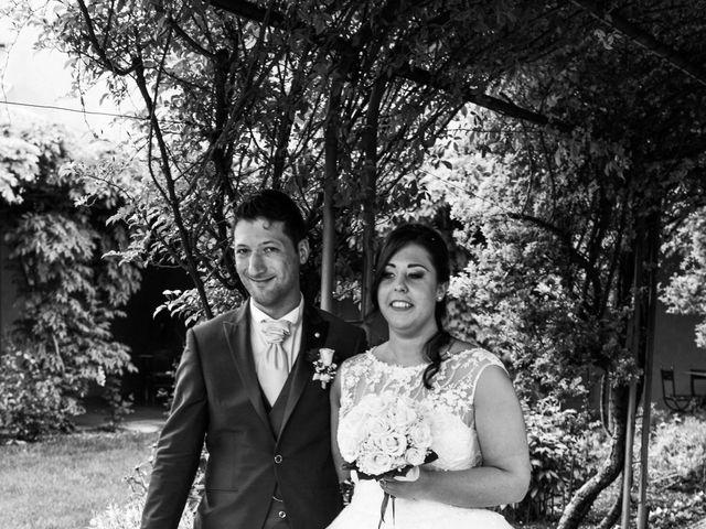 Il matrimonio di Andrea e Fabiana a Montichiari, Brescia 31