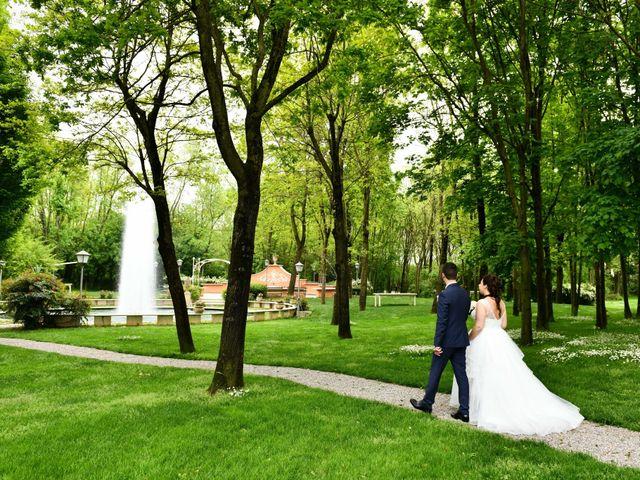 Il matrimonio di Andrea e Fabiana a Montichiari, Brescia 32