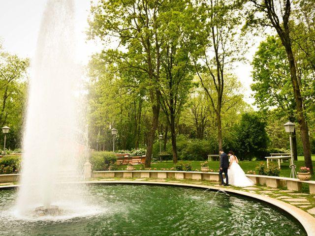 Il matrimonio di Andrea e Fabiana a Montichiari, Brescia 33