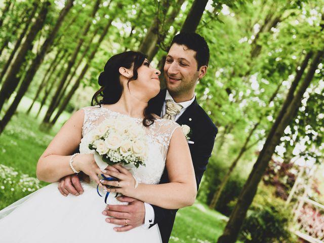 Il matrimonio di Andrea e Fabiana a Montichiari, Brescia 34