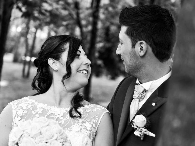 Il matrimonio di Andrea e Fabiana a Montichiari, Brescia 35