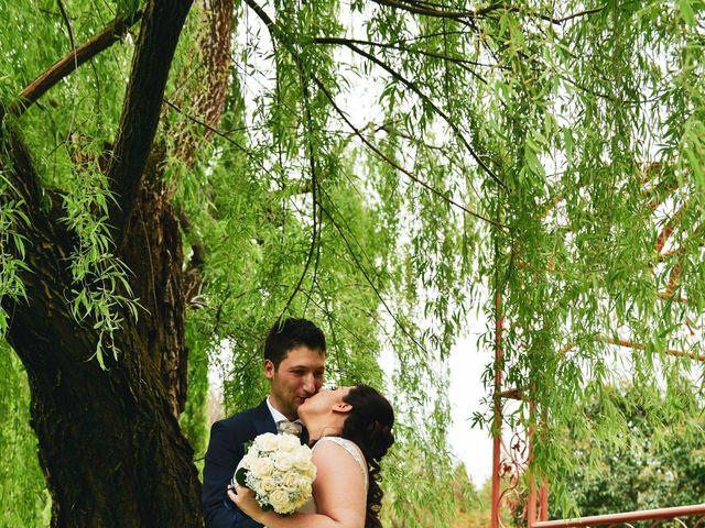 Il matrimonio di Andrea e Fabiana a Montichiari, Brescia 37