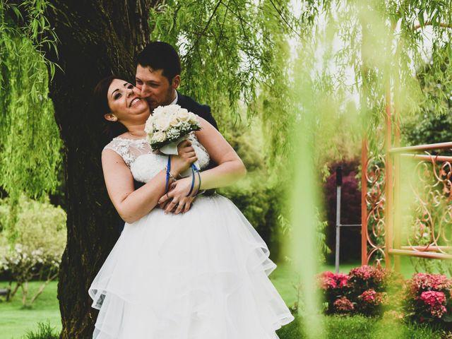 Il matrimonio di Andrea e Fabiana a Montichiari, Brescia 39