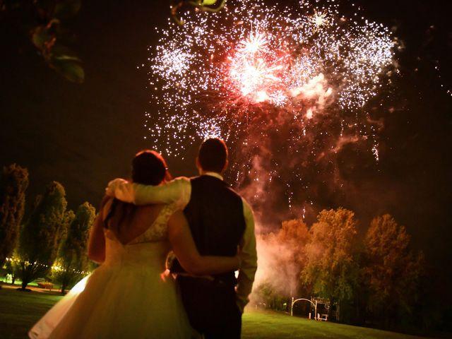 Il matrimonio di Andrea e Fabiana a Montichiari, Brescia 54