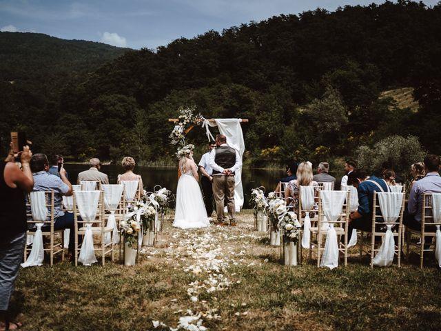 Il matrimonio di Richard e Laura a Sansepolcro, Arezzo 6