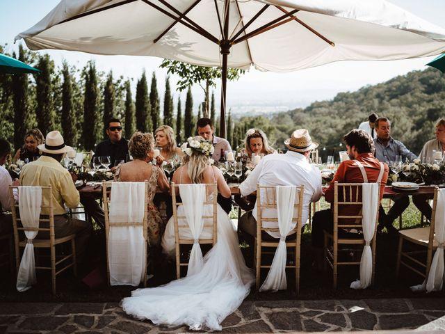 Il matrimonio di Richard e Laura a Sansepolcro, Arezzo 22