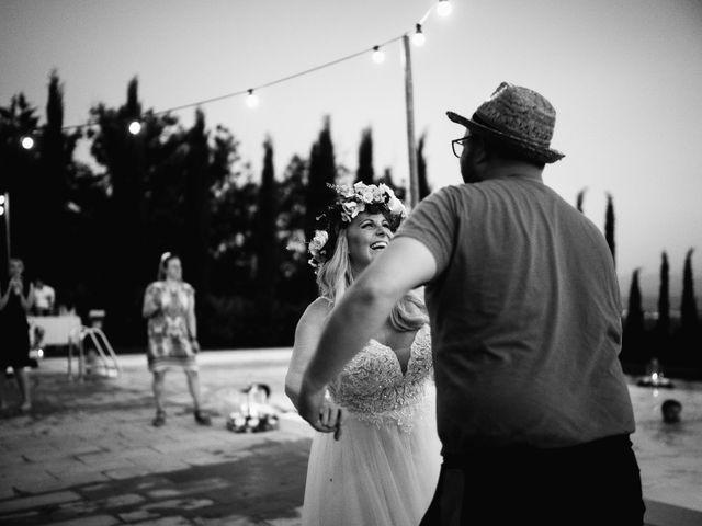 Il matrimonio di Richard e Laura a Sansepolcro, Arezzo 25