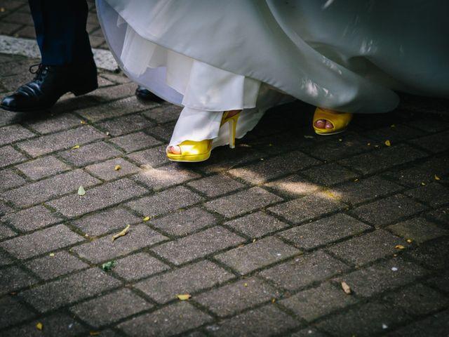 Il matrimonio di Alessandro e Valentina a Pavia, Pavia 11