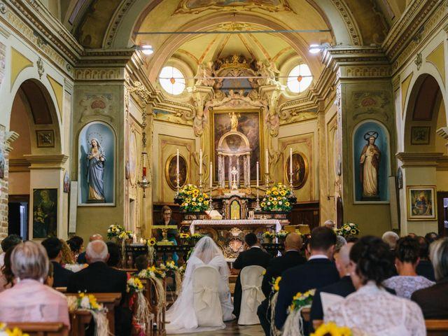 Il matrimonio di Alessandro e Valentina a Pavia, Pavia 13