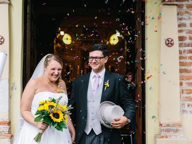 Il matrimonio di Alessandro e Valentina a Pavia, Pavia 15