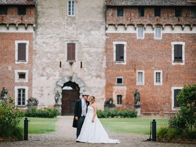 Il matrimonio di Alessandro e Valentina a Pavia, Pavia 20
