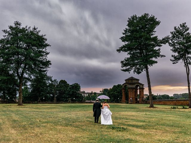 Il matrimonio di Alessandro e Valentina a Pavia, Pavia 21