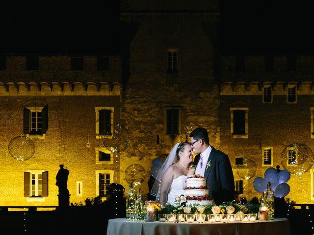 Il matrimonio di Alessandro e Valentina a Pavia, Pavia 29