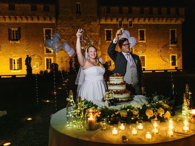 Il matrimonio di Alessandro e Valentina a Pavia, Pavia 30