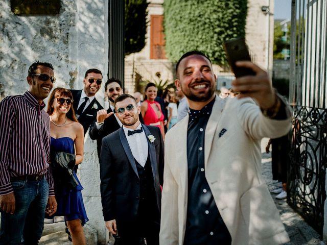 Il matrimonio di Alessandro e Mriangela a Bari, Bari 27