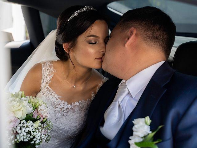 Le nozze di Anna e Manuel
