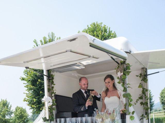 Il matrimonio di Giuliano e Jenny a Bergamo, Bergamo 3