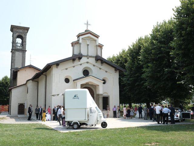 Il matrimonio di Giuliano e Jenny a Bergamo, Bergamo 2