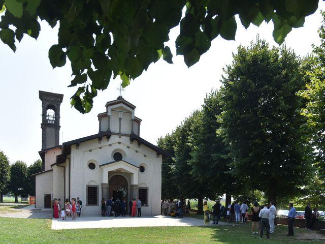 Il matrimonio di Giuliano e Jenny a Bergamo, Bergamo 16