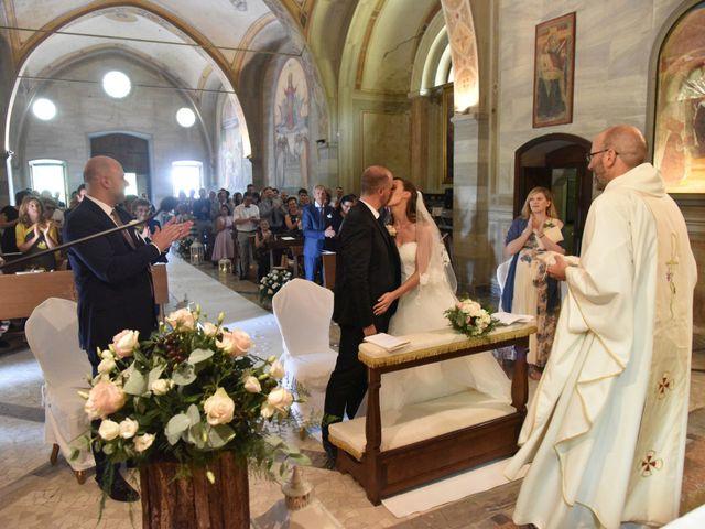 Il matrimonio di Giuliano e Jenny a Bergamo, Bergamo 21