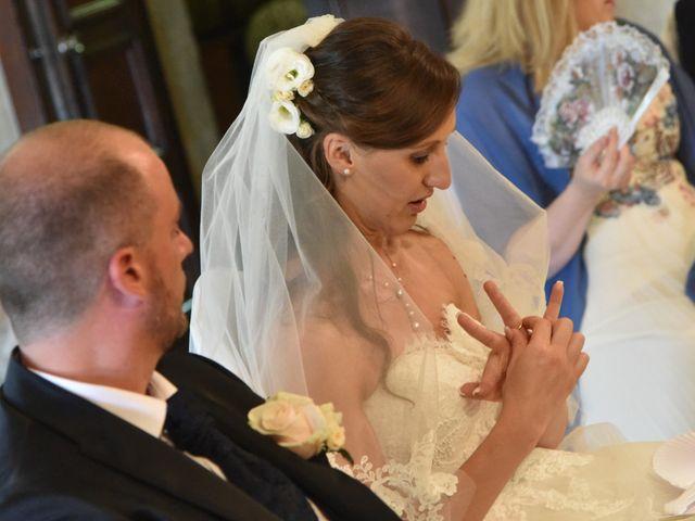 Il matrimonio di Giuliano e Jenny a Bergamo, Bergamo 22