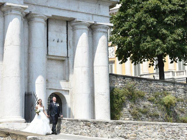Il matrimonio di Giuliano e Jenny a Bergamo, Bergamo 26