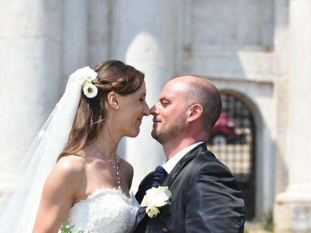 Il matrimonio di Giuliano e Jenny a Bergamo, Bergamo 27