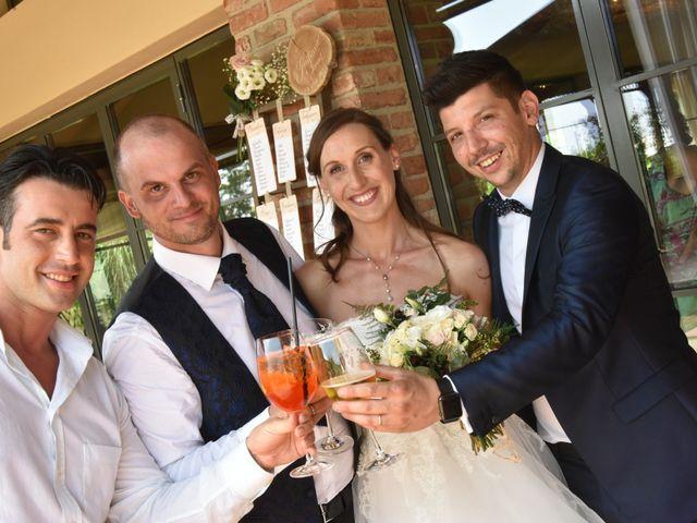 Il matrimonio di Giuliano e Jenny a Bergamo, Bergamo 37