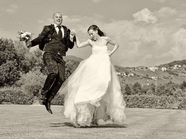 Le nozze di Jenny e Giuliano