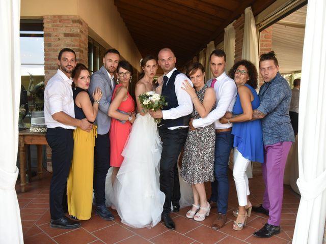 Il matrimonio di Giuliano e Jenny a Bergamo, Bergamo 42