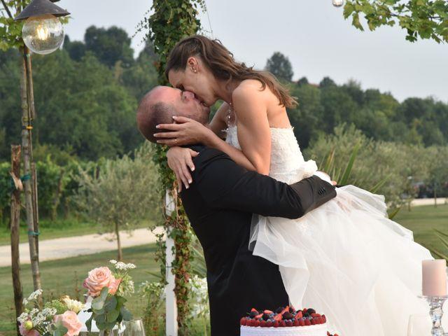 Il matrimonio di Giuliano e Jenny a Bergamo, Bergamo 45