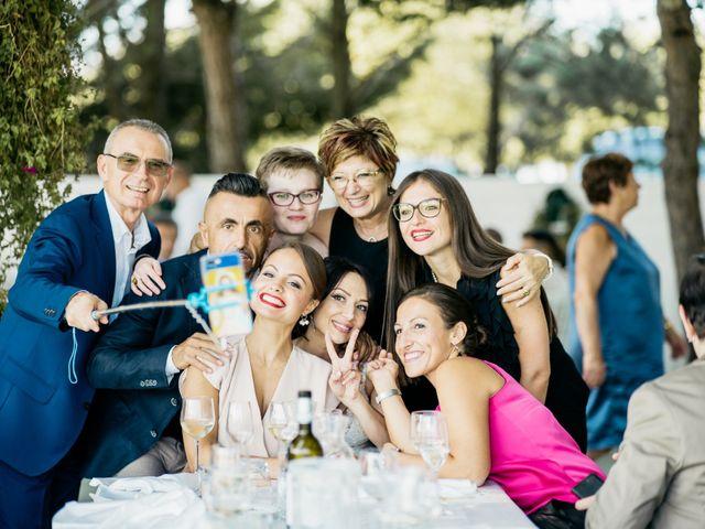 Il matrimonio di Nelly e Roberto a Montesilvano, Pescara 97