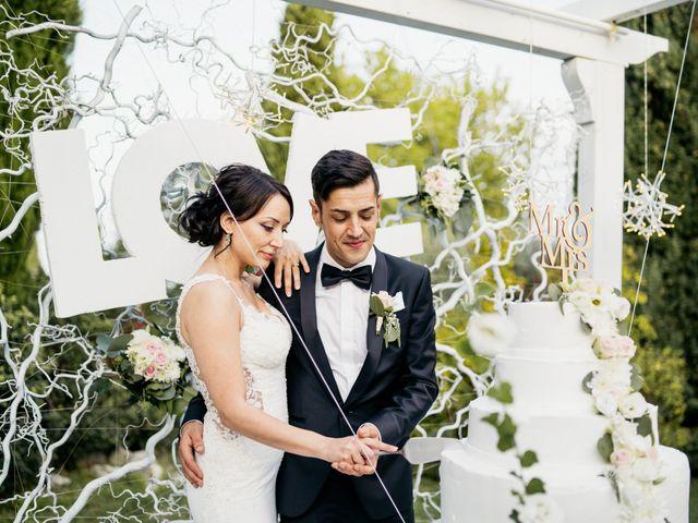 Il matrimonio di Nelly e Roberto a Montesilvano, Pescara 109