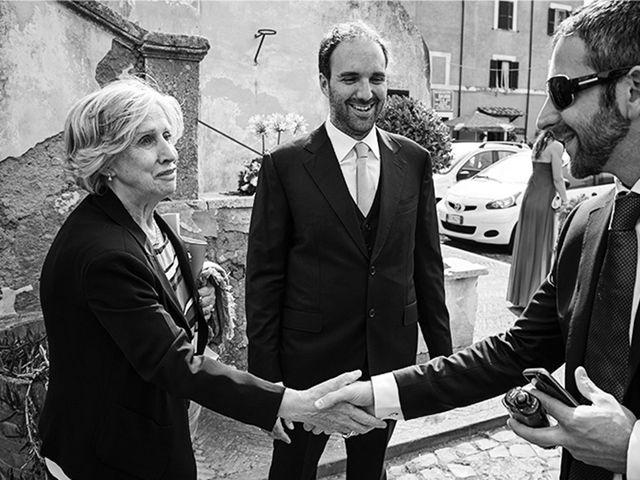 Il matrimonio di Matteo e Francesca a Cerveteri, Roma 12