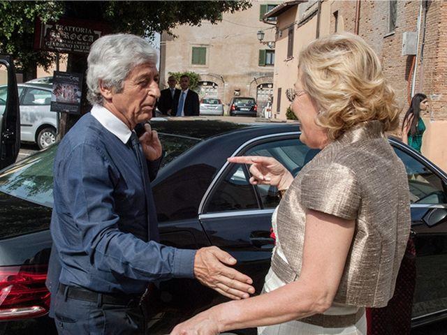 Il matrimonio di Matteo e Francesca a Cerveteri, Roma 14