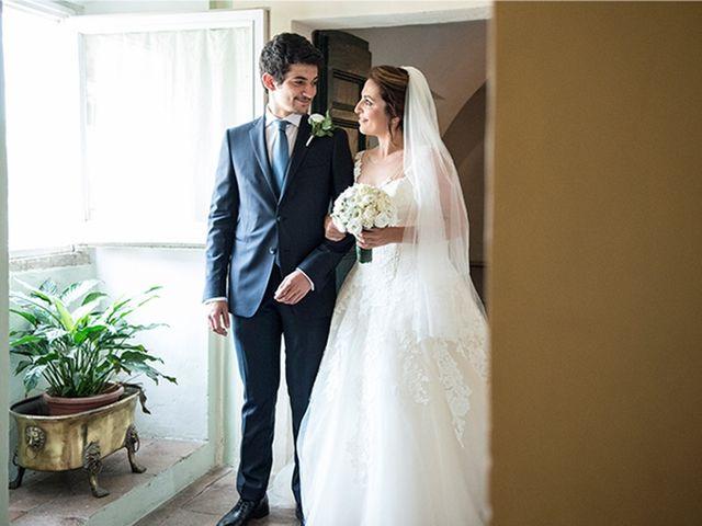 Il matrimonio di Matteo e Francesca a Cerveteri, Roma 16