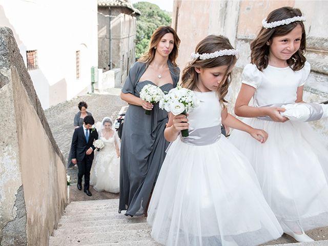Il matrimonio di Matteo e Francesca a Cerveteri, Roma 18